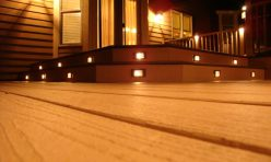 Deck Stair Lights